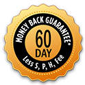 60 Day Money Back Gaurantee