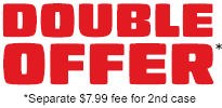 DOUBLE OFFER*
