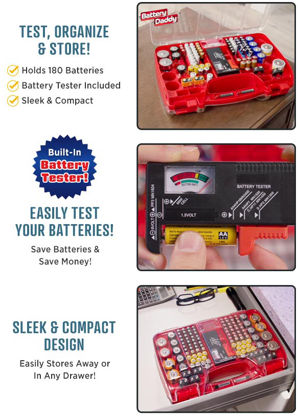 Order Battery Daddy™ Today!